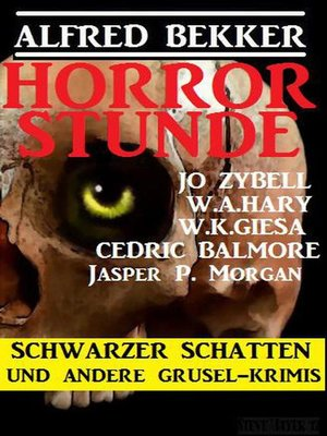 cover image of Horror Stunde